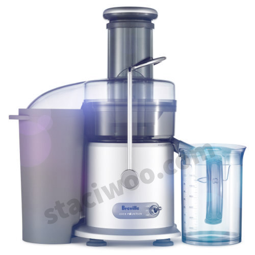 breville Je98xl Juice Fountain Plus – Best Centrifugal Juicer