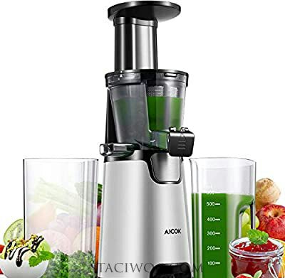 Aicok 2020, The Best budget Slow Juicer