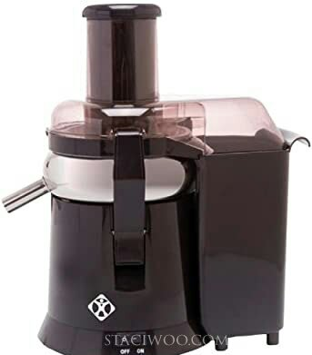L'Equip Centrifugal Best heavy-duty juicer with Extra Wide Feeder Mouth, 800-Watt Motors